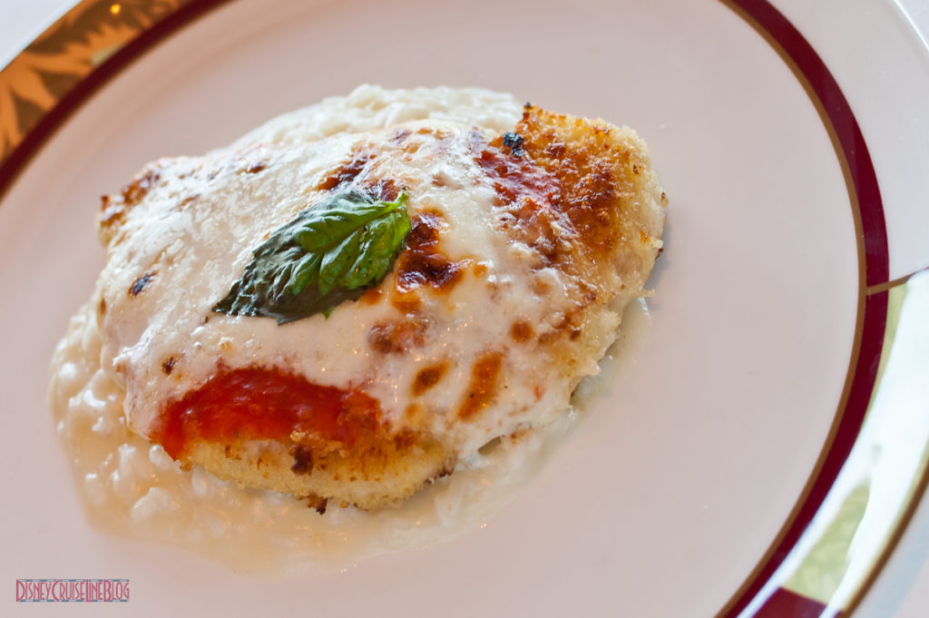 Palo Brunch - Chicken Parmesan