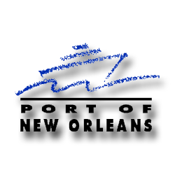 Port of New Orleans Logo