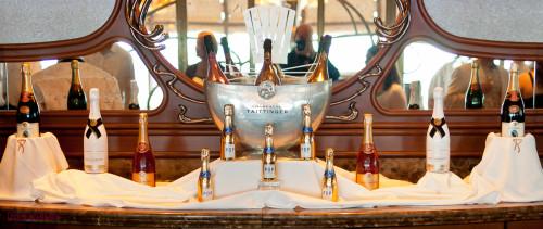 Remy Brunch - Champagne Display