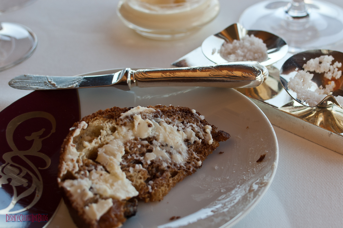Remy Brunch - Bread with Butter & Coarse Salt