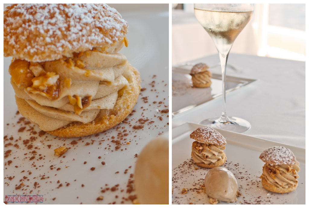 Remy Brunch - Paris Brest & Moët & Chandon Ice NV