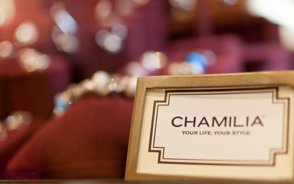 Disney Cruise Line Chamilia Beads - Sign
