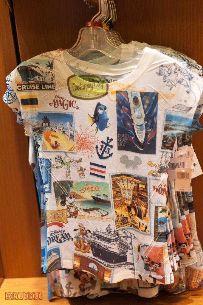DCL 15 Magical Years - Womens Collage Shirt
