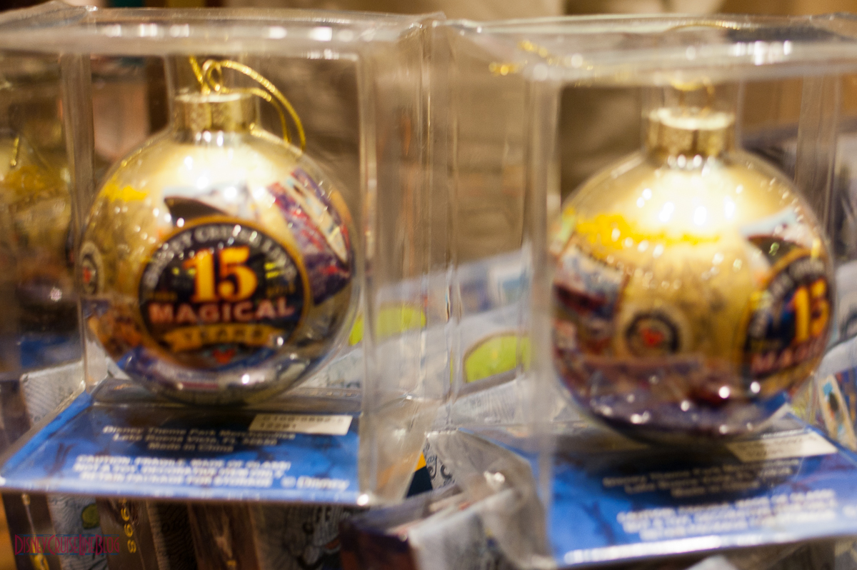 Disney Cruise Line39s 15 Magical Years Merchandise  The