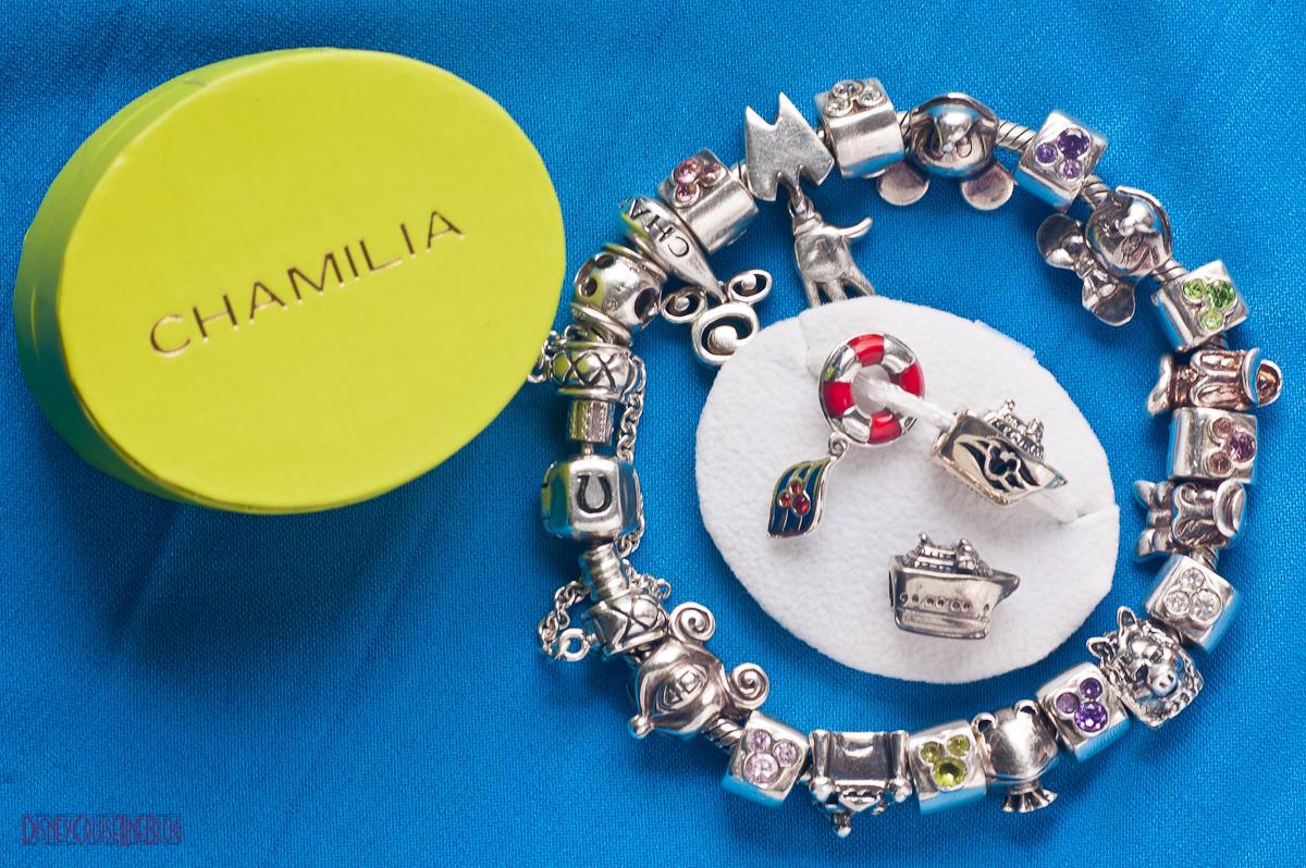 Disney Cruise Line Chamilia Beads - Bracelet