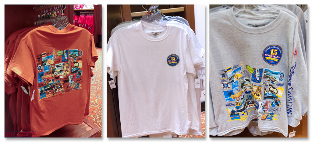DCL 15 Magical Years - Long & Short Sleeve T-Shirts