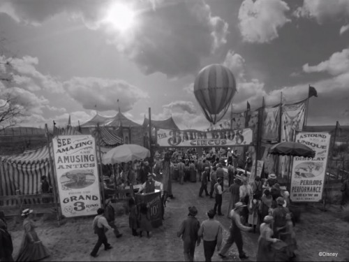 Oz The Baum Bros Circus Kansas