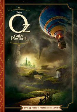 Oz Junior Novel Book Cover