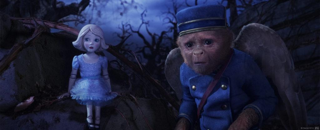 Oz China Doll and Finley