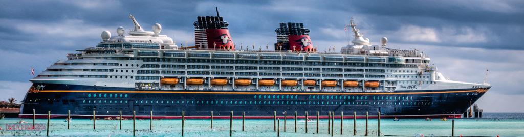 Disney Magic Magical Skies at Castaway Cay