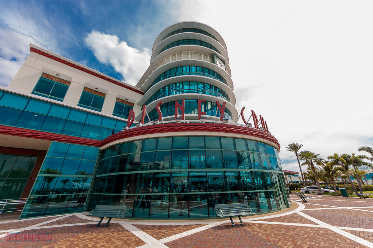 Disney Cruise Line Terminal - Port Canaveral