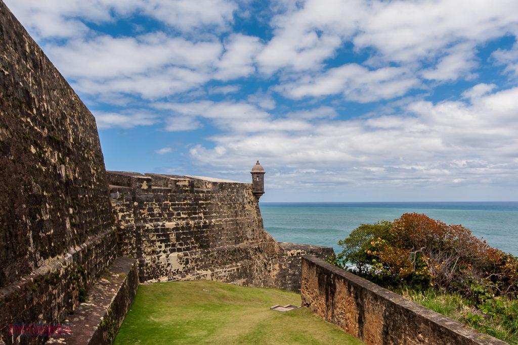 Castillo San Felipe del Morro - The Lookout