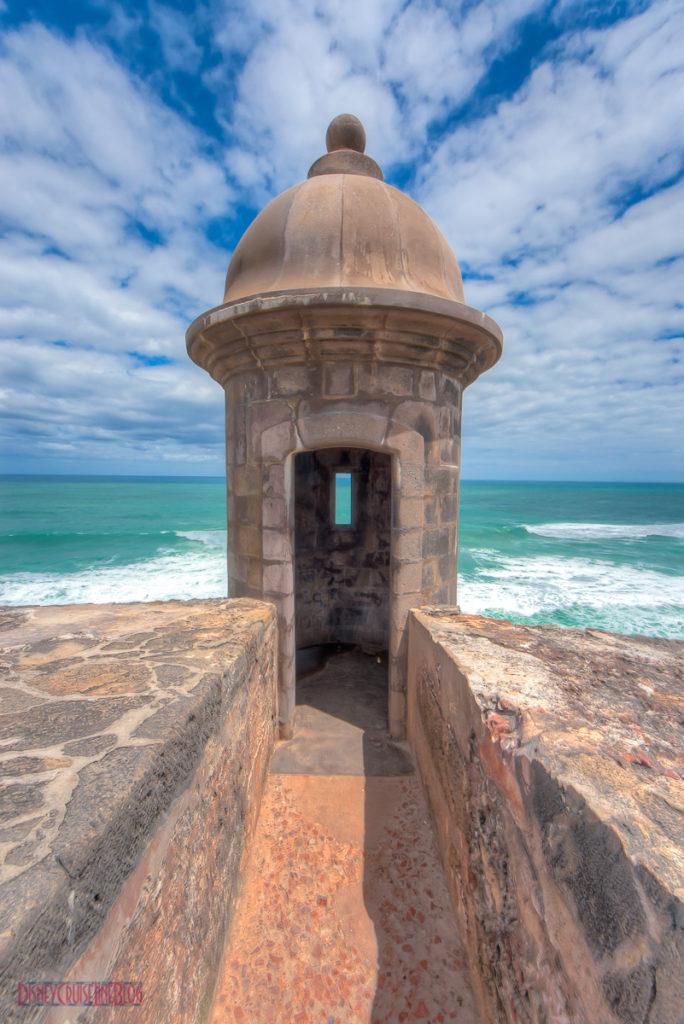 Castillo San Felipe del Morro - Guard Tower