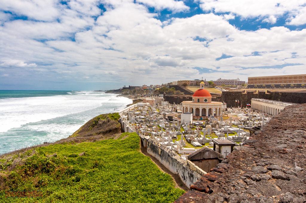 Old San Juan - Cemetery