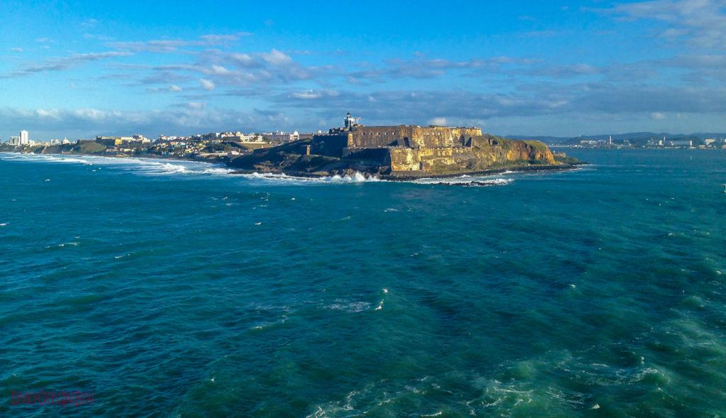 Castillo San Felipe del Morro - Fantasy's View