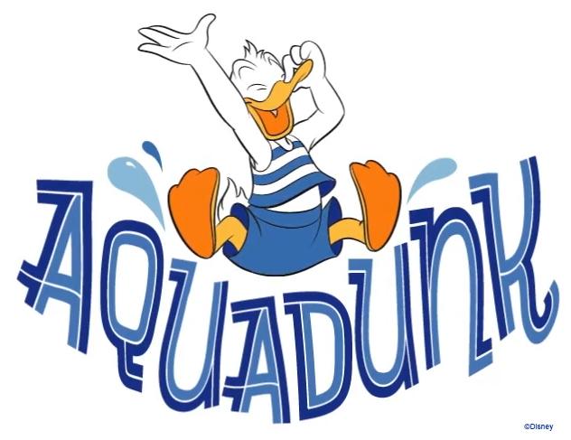 DCL AquaDunk Logo