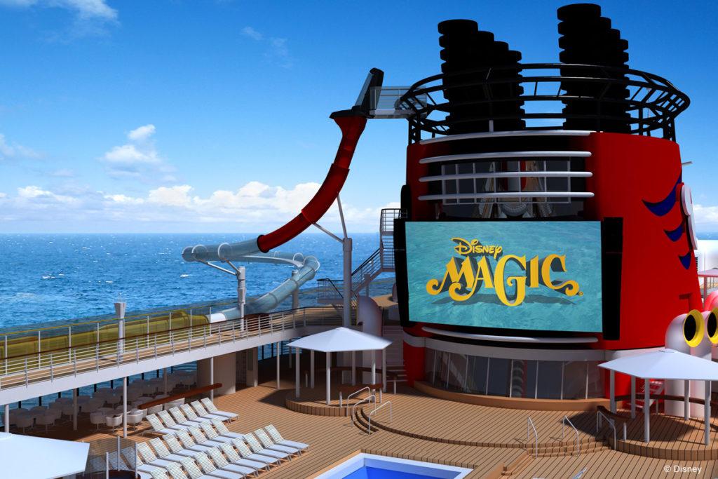Disney Magic Refurb AquaDUNK