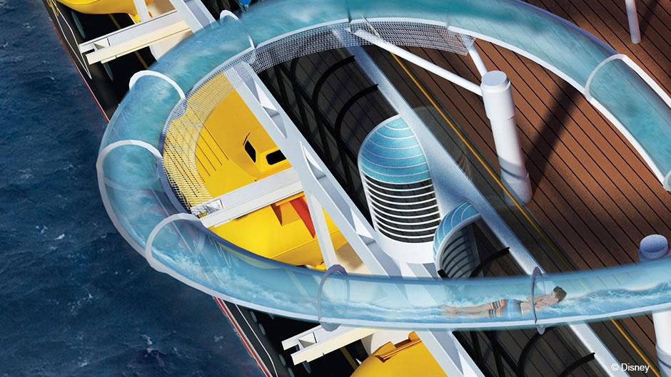 Disney Magic Refurb AquaDunk Loop