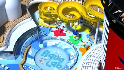 Disney Magic Refurb AquaLab Twist n Spout Alternate