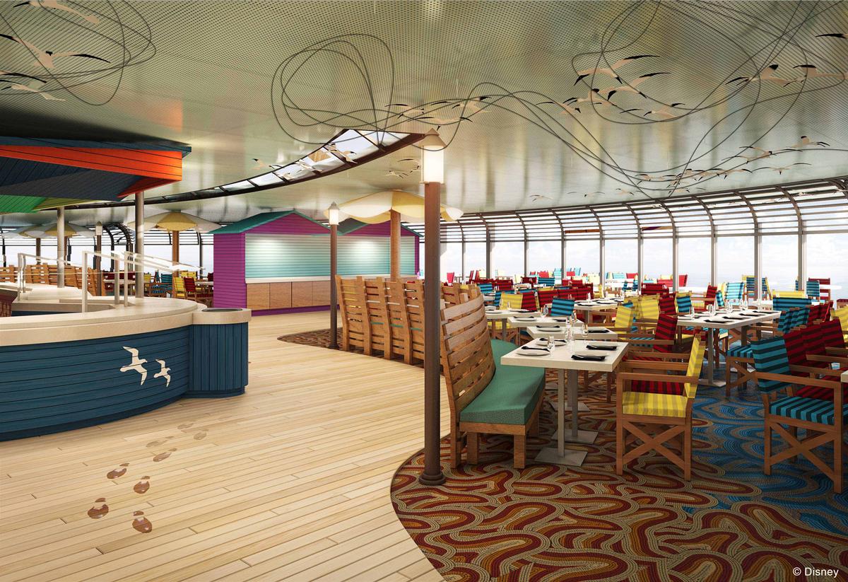 Reimagined Magic Disney Cruise Line Announces Major