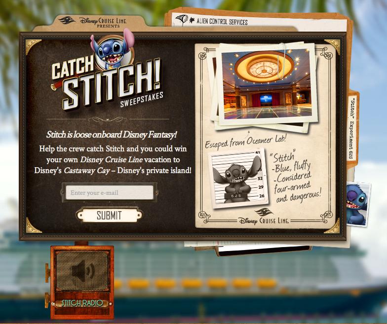 Catch Stitch - Stitch Radio