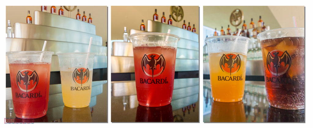 Casa Bacardi Free Drinks