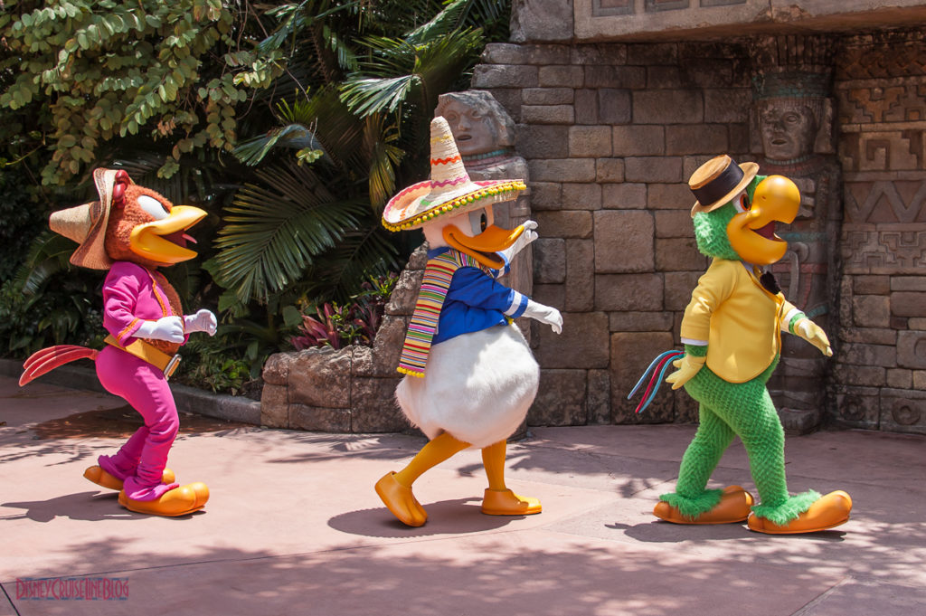 The Three Caballeros - Limited Time Magic