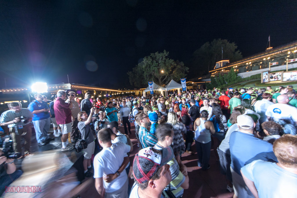 Monstrous Meet-up Magic Kingdom Welcome Ceremony