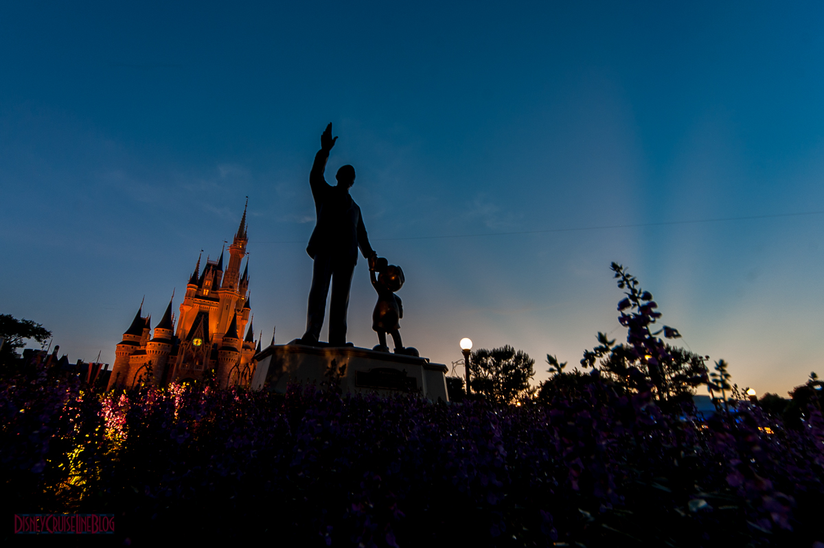 Good Morning Walt and Mickey