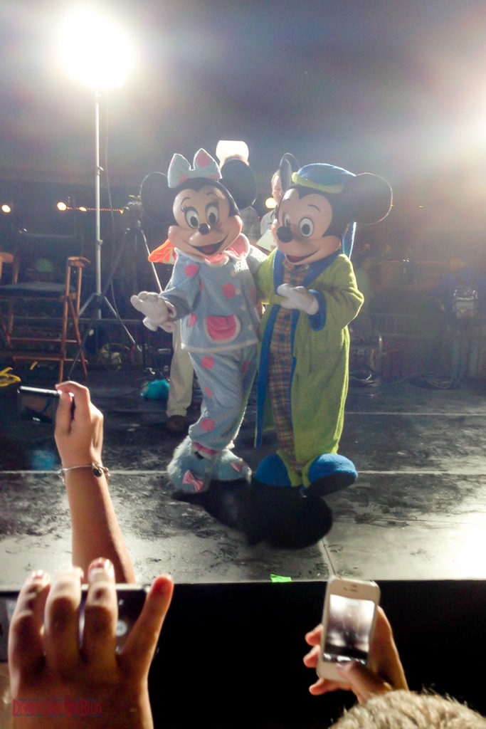 Mickey & Minnie in Pajamas