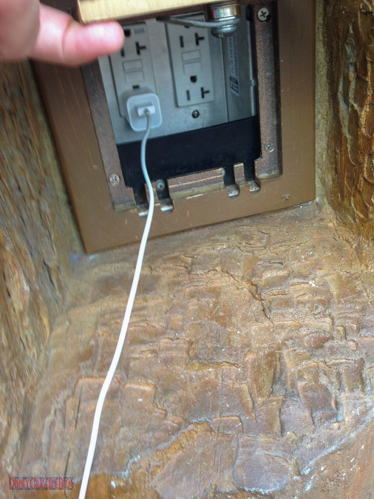 Tangled Rest Area Charging Station