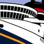 Disney Cruise Line Ship Android 960x800 Wallpaper
