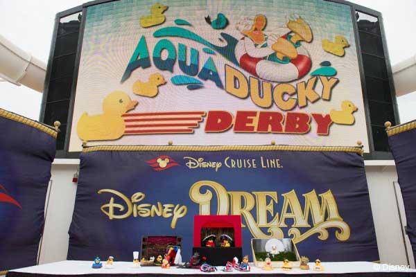 AquaDucky Derby - Disney Dream