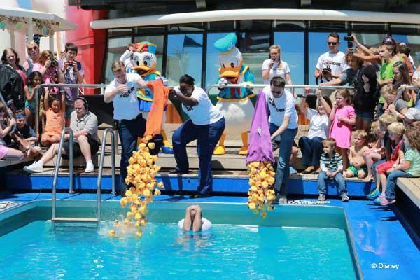 AquaDucky Derby Goofy Pool