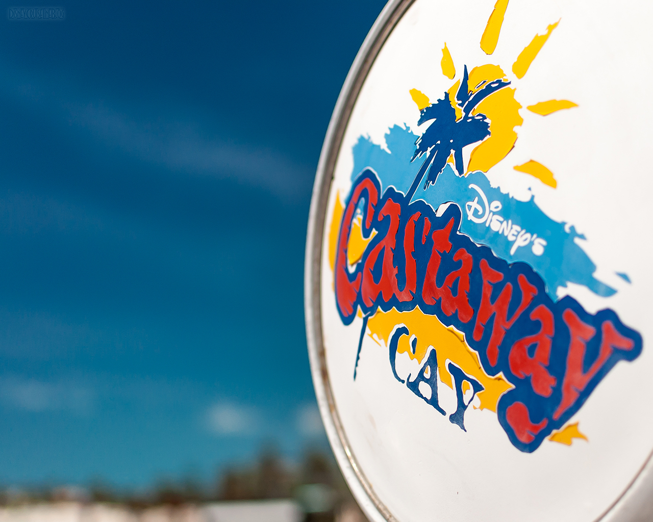 Castaway Cay Gas Pump 1280×1024 Wallpaper