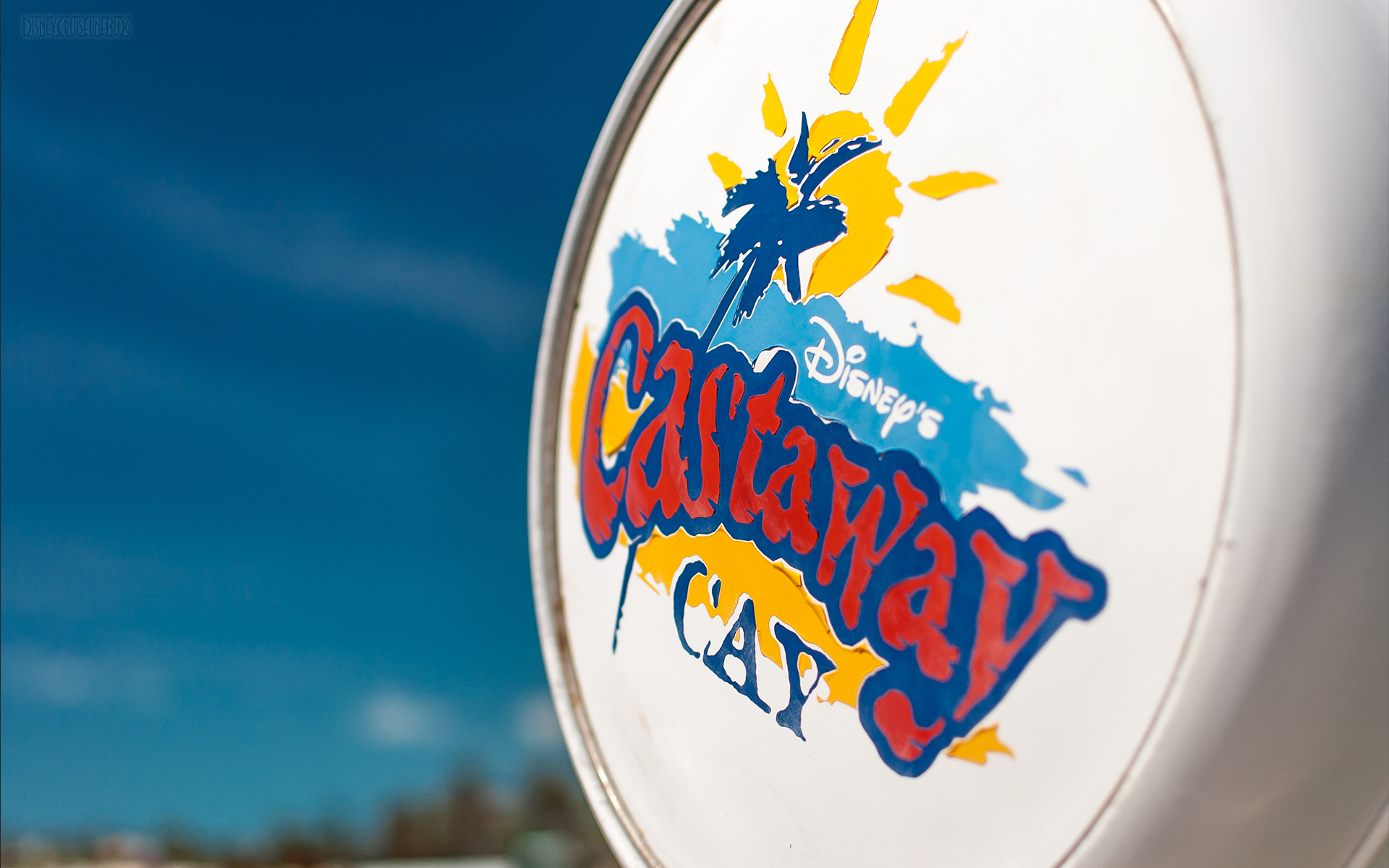 Castaway Cay Gas Pump 1920×1200 Wallpaper