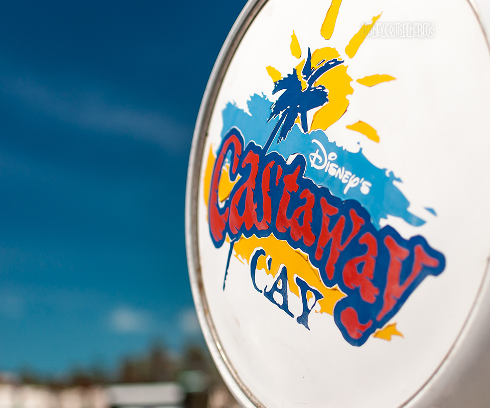 Castaway Cay Gas Pump Android Wallpaper