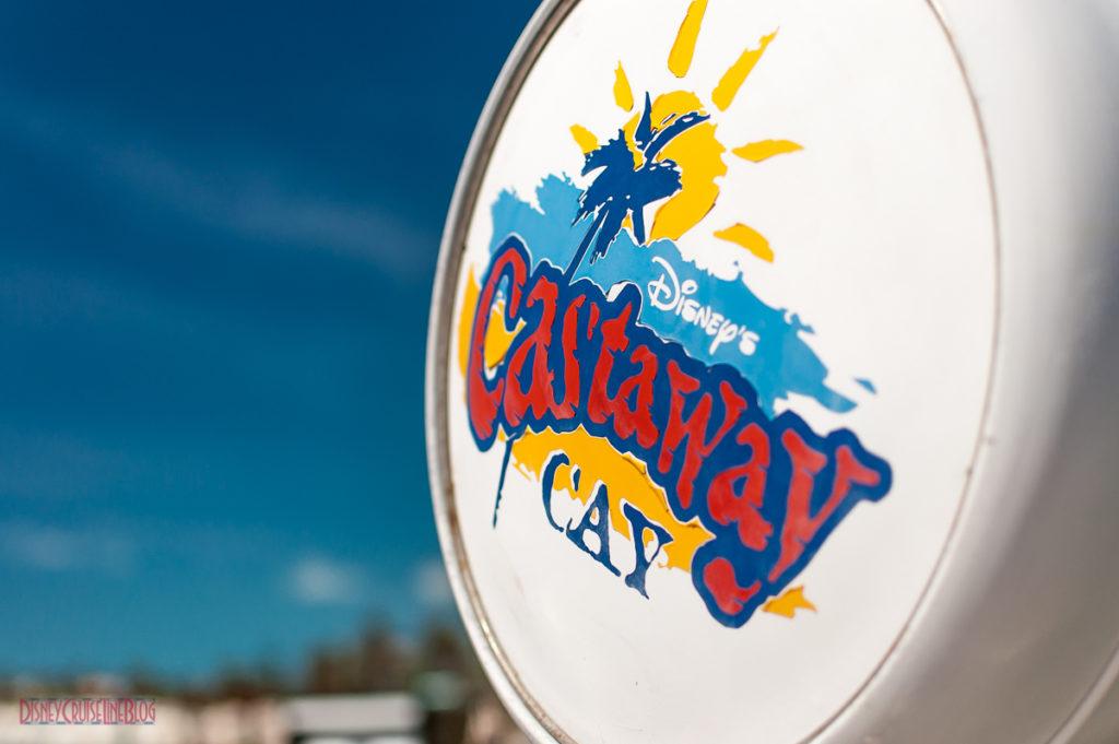 Disney's Castaway Cay - Gas Pump Globe
