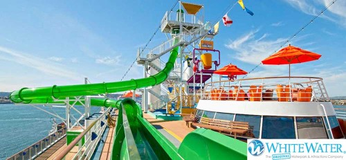 AquaDrop - Green Thunder Carnival Spirit