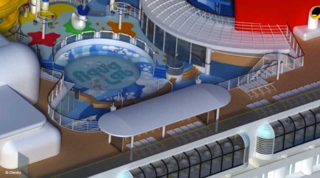 Disney Magic Refurb AquaLab Shade