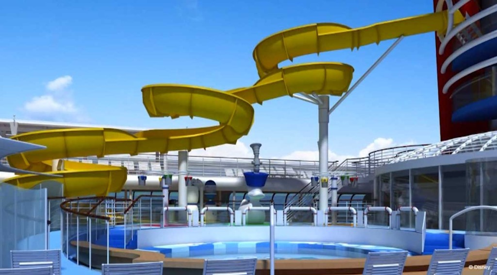 Disney Magic Refurb AquaLab Twist N' Spout