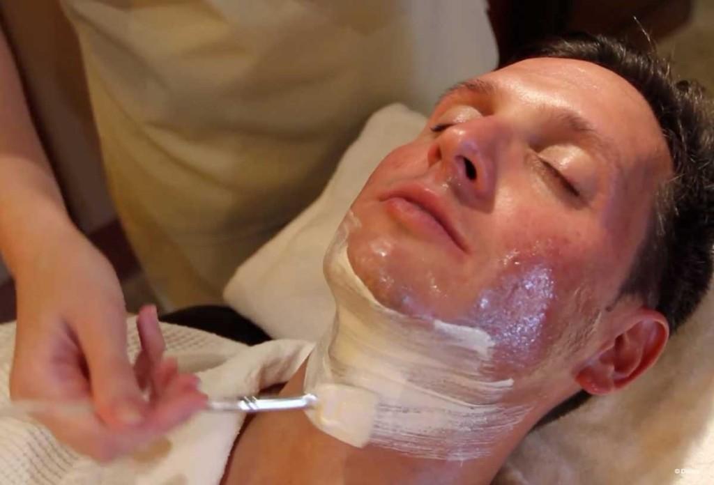 Disney Magic Refurb Senses Barber Treatments