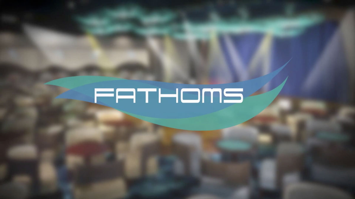 Reimagined Disney Magic Fathoms Logo