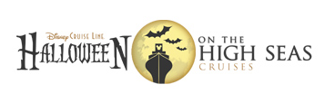 DCL Halloween on the High Seas Cruises 2013 Logo