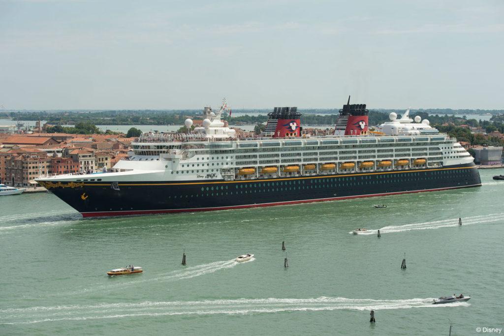 Disney Magic Returns Venice July 3, 2013
