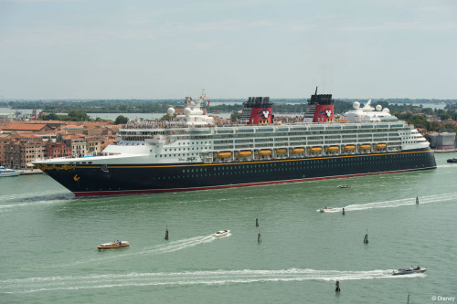 Disney Magic Returns Venice July 3, 2013