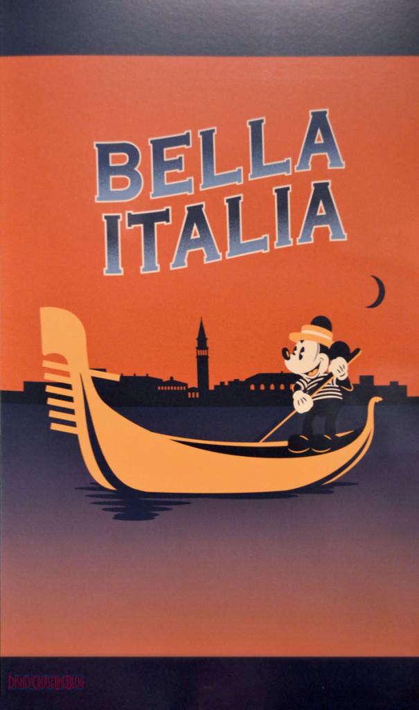 Bella Italia Dinner Menu Front June 2013