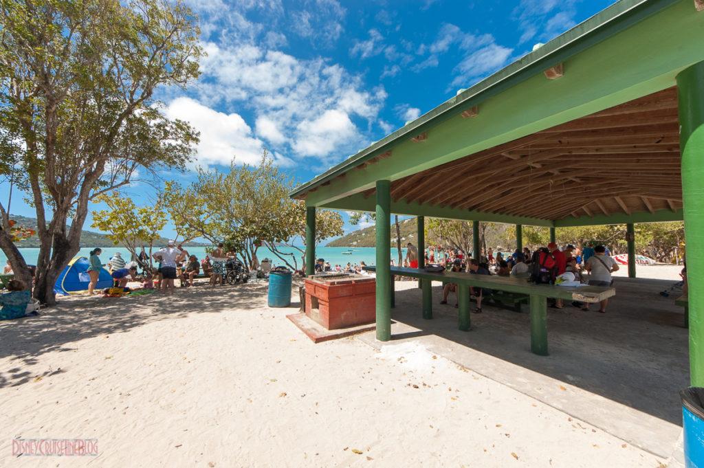 Magens Bay Picnic Pavilion