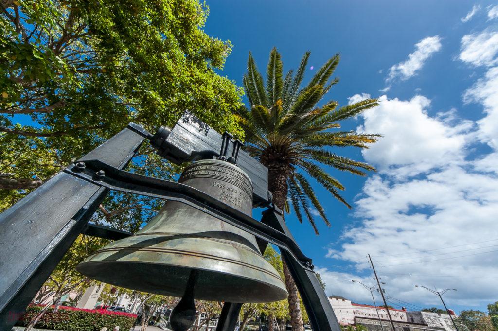 Liberty Bell - Charlotte Amalie - Emancipation Square