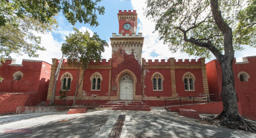 Fort Christian - Charlotte Amalie